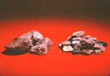 Crushed Stone and Sand from Manganese Ferroalloy Slag
